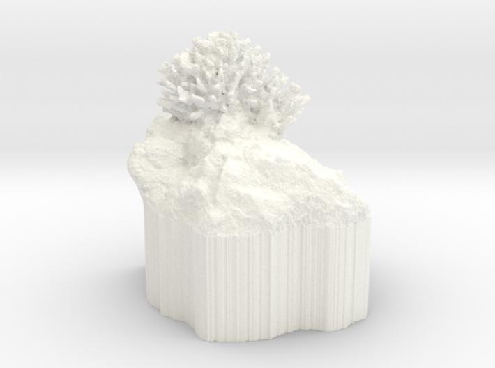 Tiny Coral - Pocillopora meandrina 3d printed