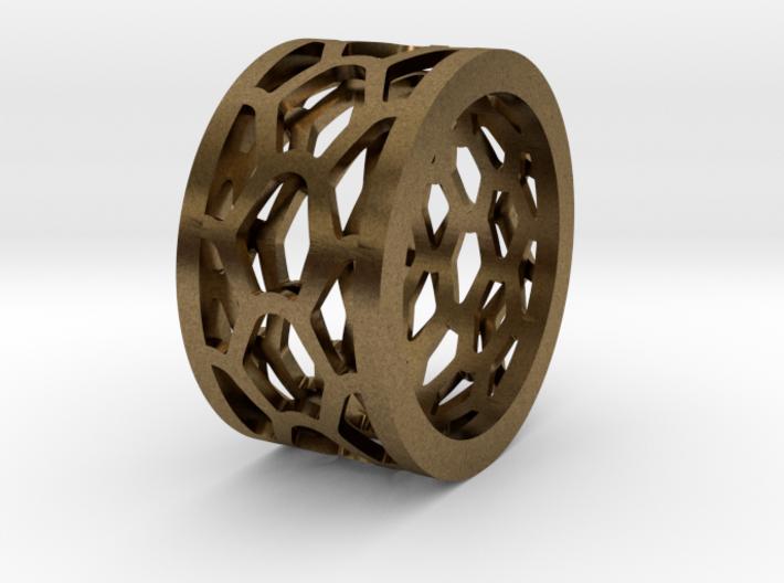 Py Ring - Female 3d printed