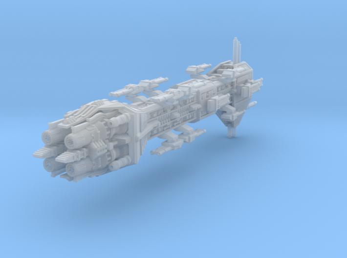 EA Dreadnought Fleet Scale 3d printed
