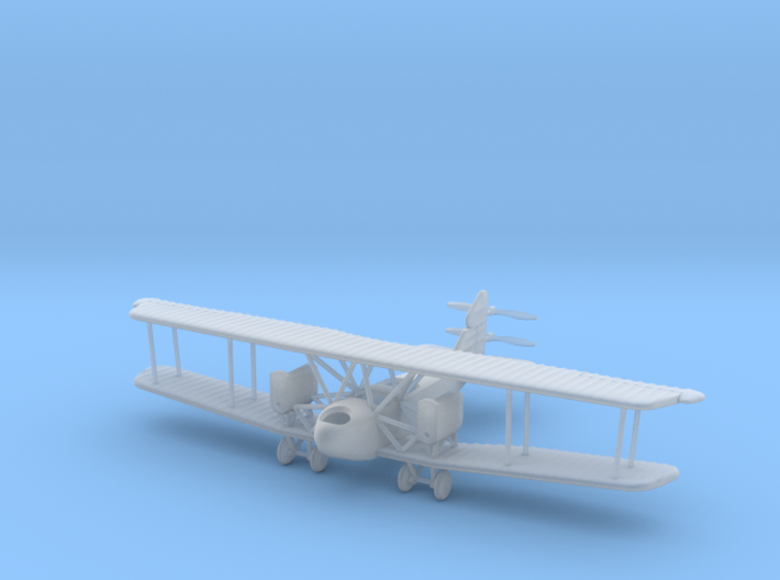 1/288 AEG G.IV 3d printed