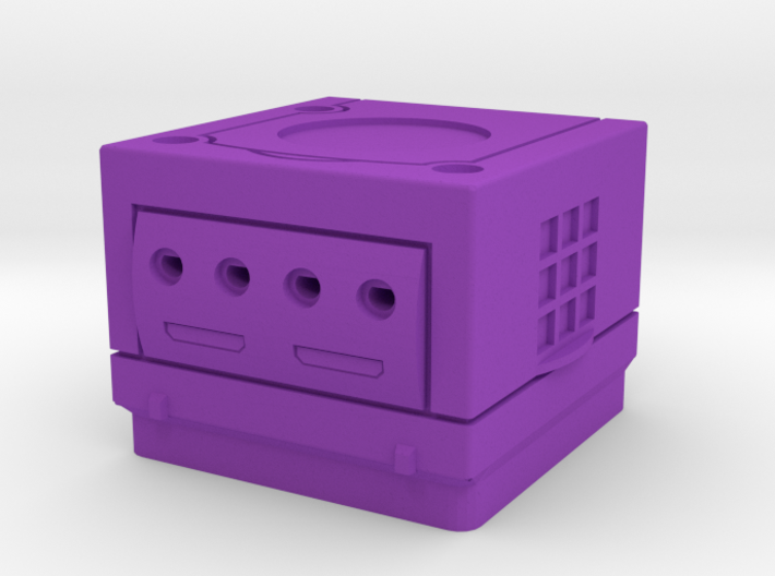 Cherry MX - Keycap - Gamecube 3d printed