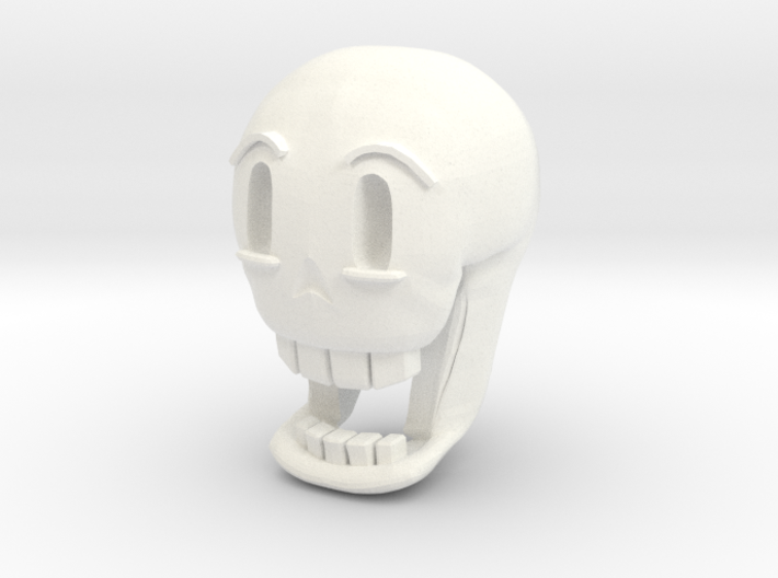 Custom Papyrus Inspired Lego 3d printed