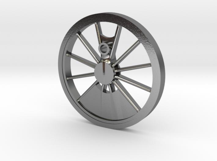Reno, Inyo, Genoa Driver Wheel 3d printed