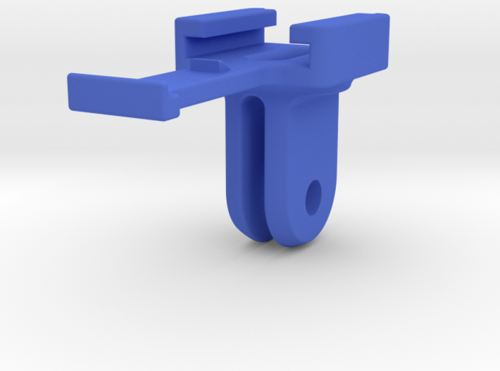 Cygolite Hotshot To GoPro Adapter Mount 3d printed