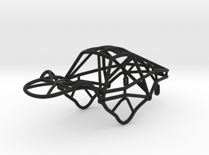 Frame | Body 4mm 3d printed