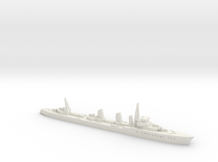Leopard (Chacal Class) 1/1800 3d printed