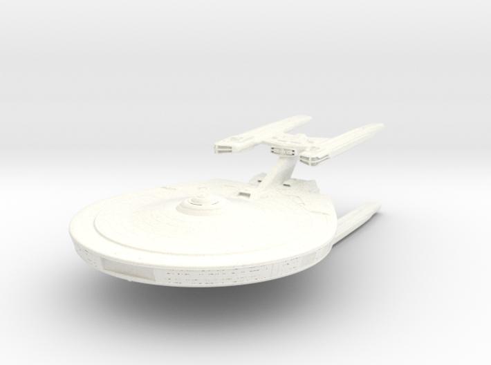 "Stargazer 2.5"" 3d printed"