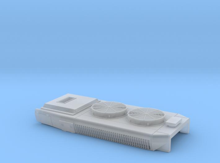 DB0023 SD40-2 DB, Q Exhst, No Btn 1/87.1 3d printed