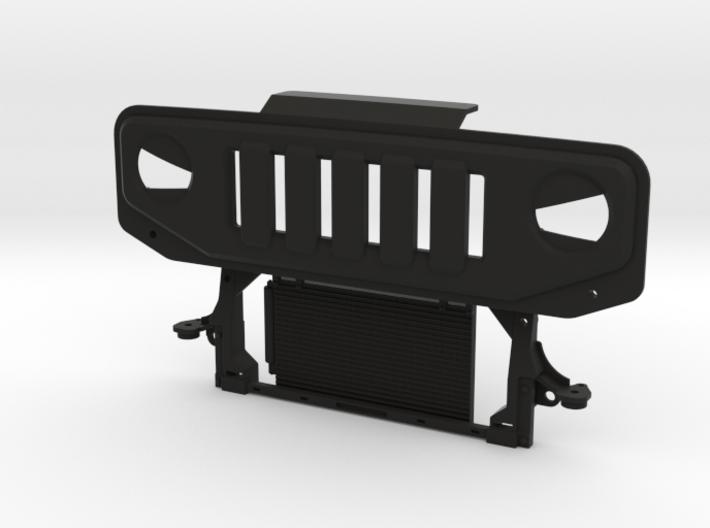 FC10008 FC BAR Grill 3d printed