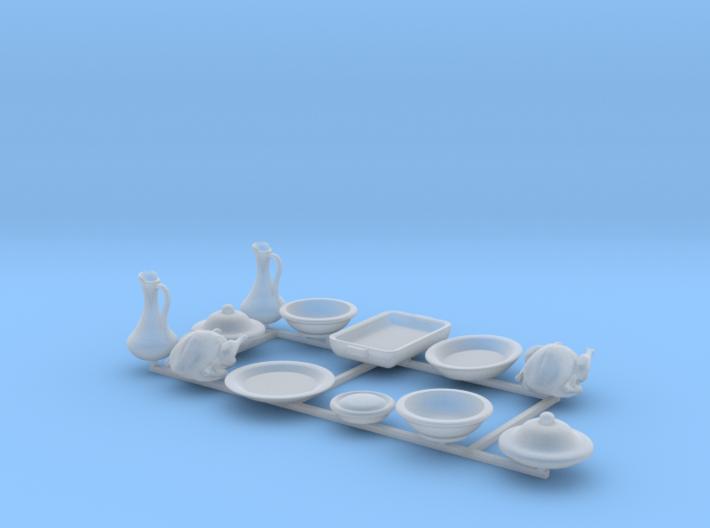 Feast Ware -Serving Set 3d printed
