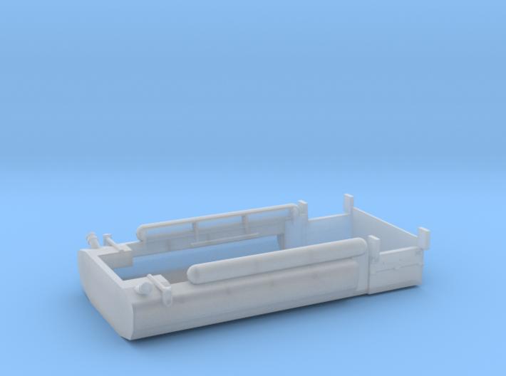 NRE 3GS21B Angled Fuel Tank (N - 1:160) 3d printed