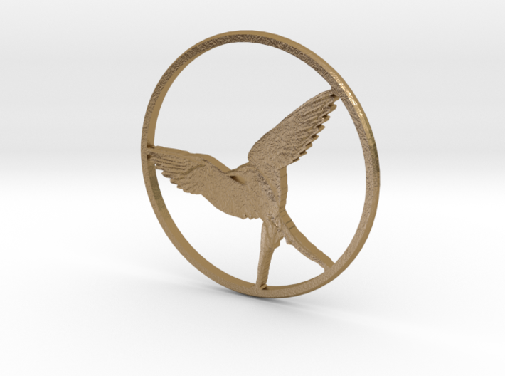 Artic Tern Circle 3d printed