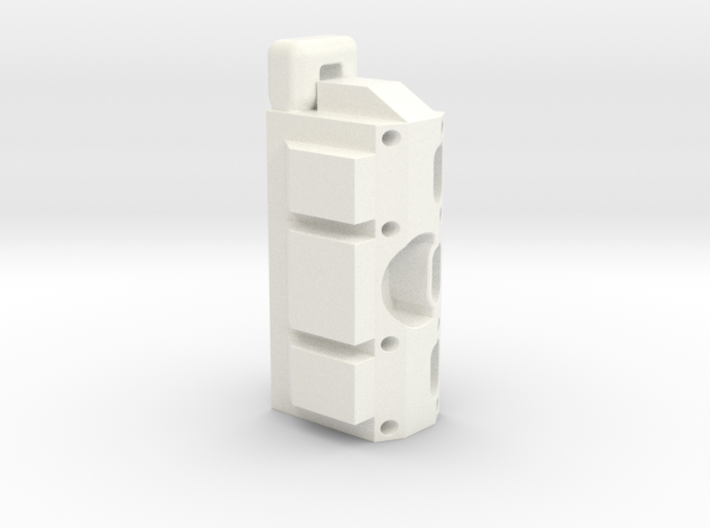 ESB FT Base Block 3d printed