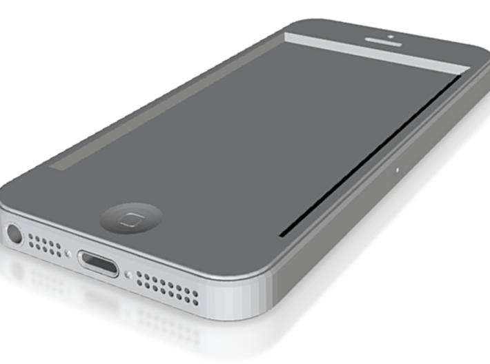 iPhone5 Model 3d printed
