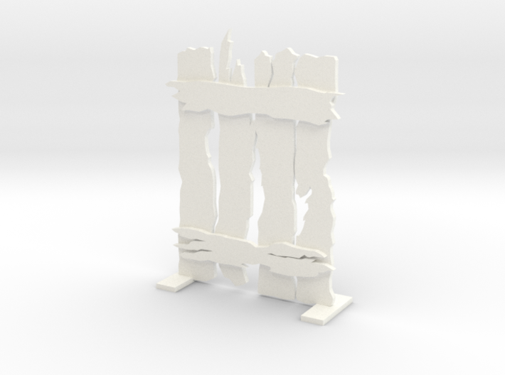 Door 2 - Dungeons and Dragons Add-on 3d printed