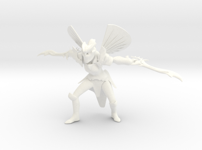 Dota2 Legion Commander (proof of concept) 3d printed