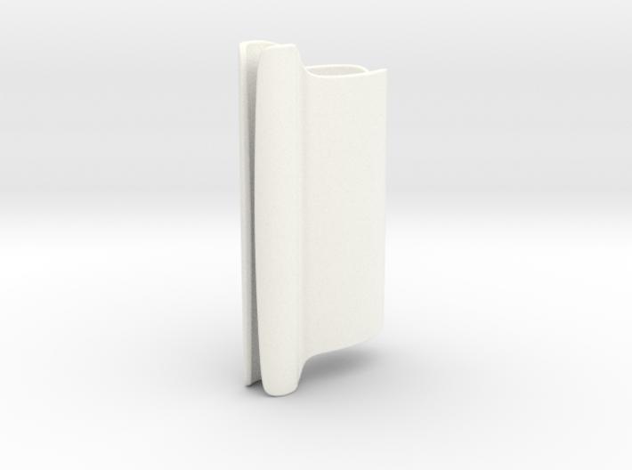 Bic lighter cigarette clip  3d printed