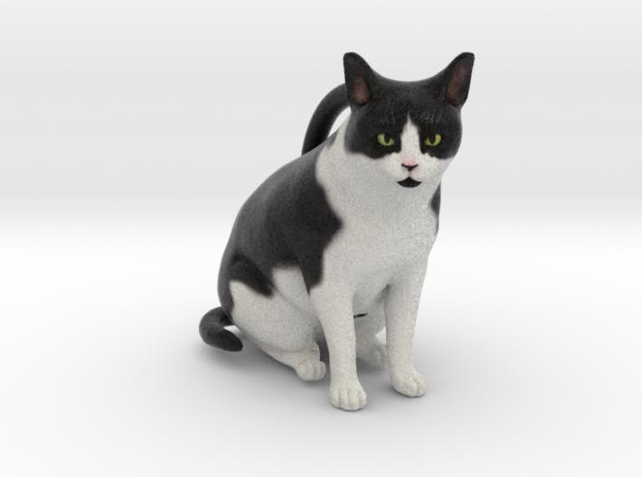 Custom Cat Figurine - Josie 3d printed