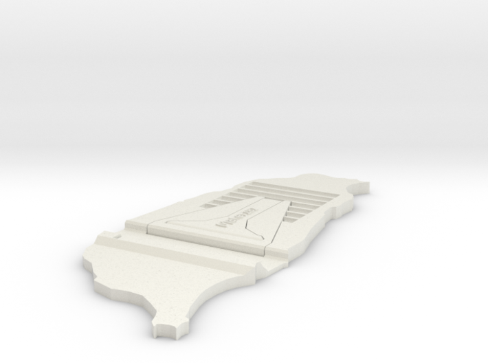 Taiwan Tablet/Phone Stand 3d printed
