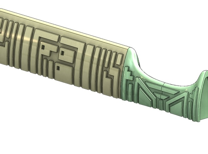 Sci-Fi Walling System 60FP 3d printed