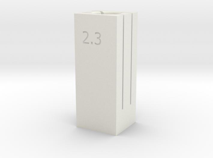 6/8 Tube Cutter 2.3/2.4 Dual Depth 3d printed