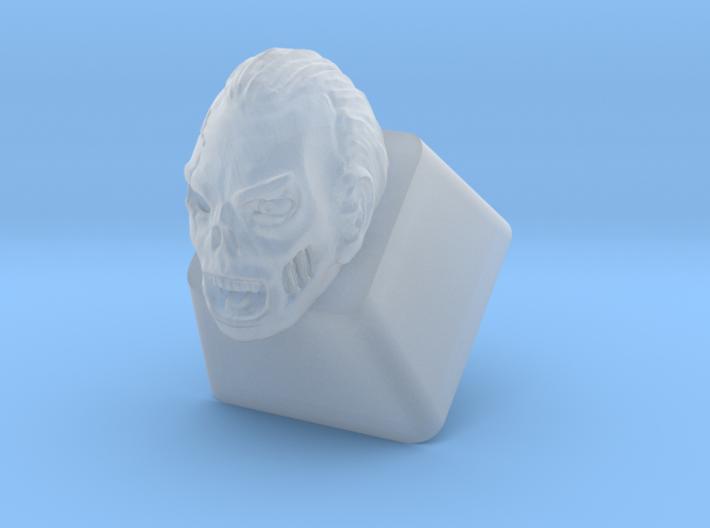 Zombie Cherry MX Keycap 3d printed