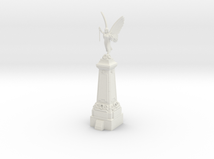 28/32mm War Memorial 3d printed