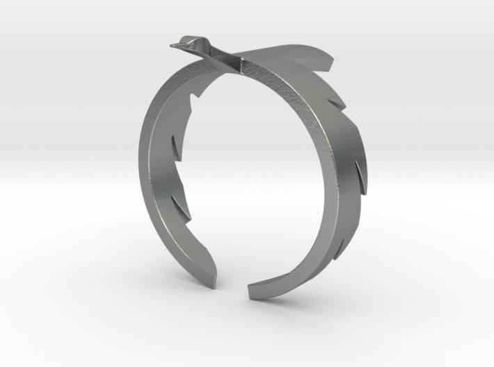 Bird Ring 3d printed