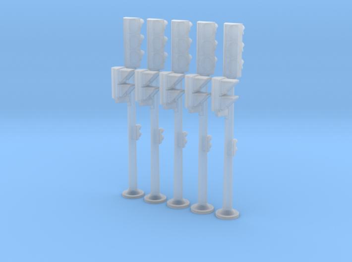 Semáforo-bajo-SET-5-proto-01 3d printed