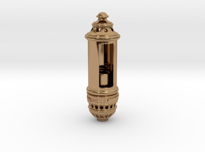 Dressel Large Case Water Lamp 3d printed