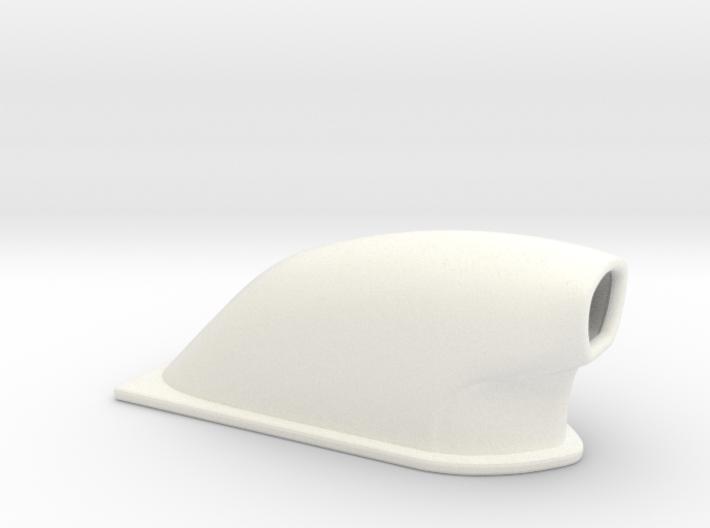 1/32 Small Pro Mod Hood Scoop 3d printed