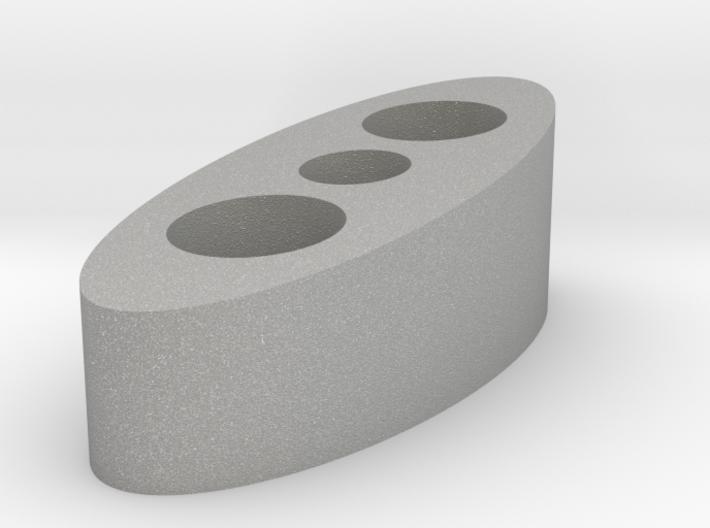 10mm Riser 7.5 Degree 3d printed