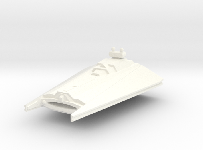 Imperial Heavy Carrier 3d printed