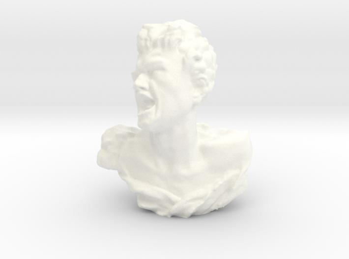 Marsyas 3d printed