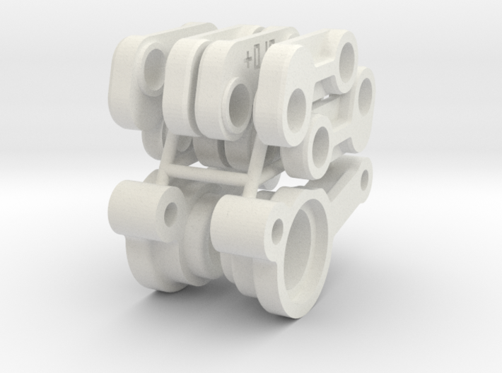 TC02C EVO AZ LAYDOWN GEARBOX BUSHING 08th March 17 3d printed