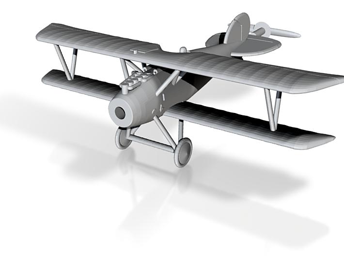 1/144 Albatros D.Va 3d printed