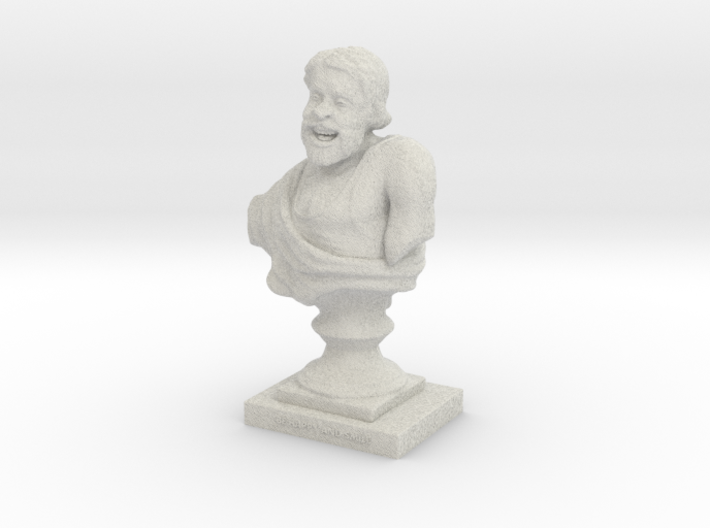 Sculpture 3d printed