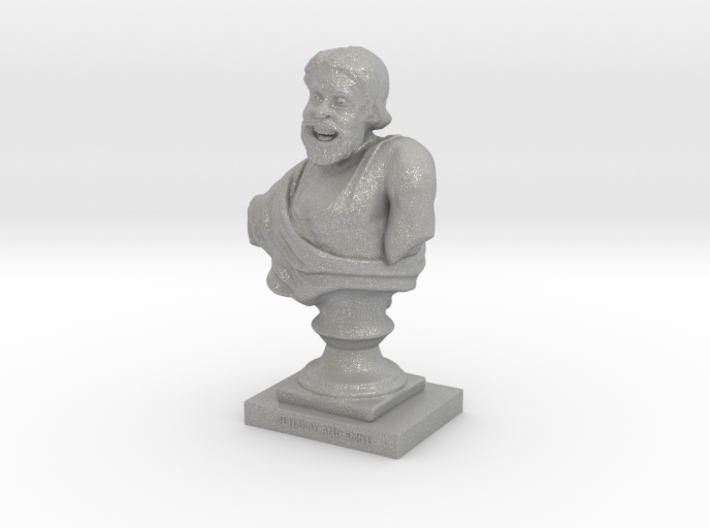 Sculpture 3d printed