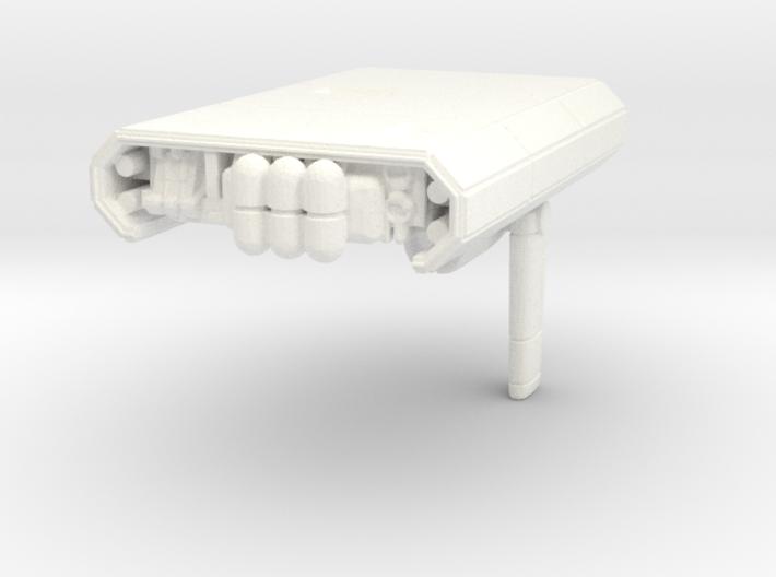 Journey spaceship 3d printed