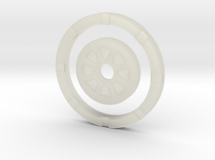 Plasma Ring Insert 3d printed