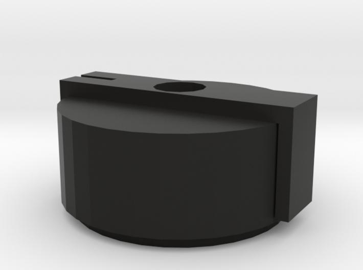Boss FA-1 FET Amplifier Knob 3d printed