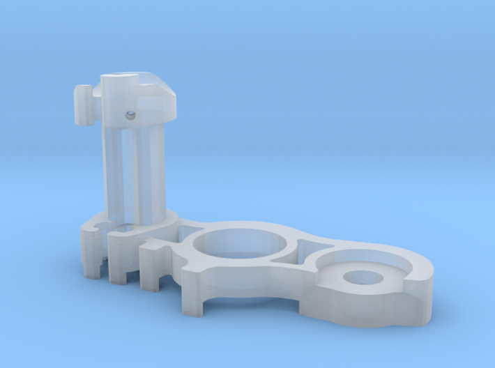 USS Kelvin Bracket for Stern Star Trek 3d printed