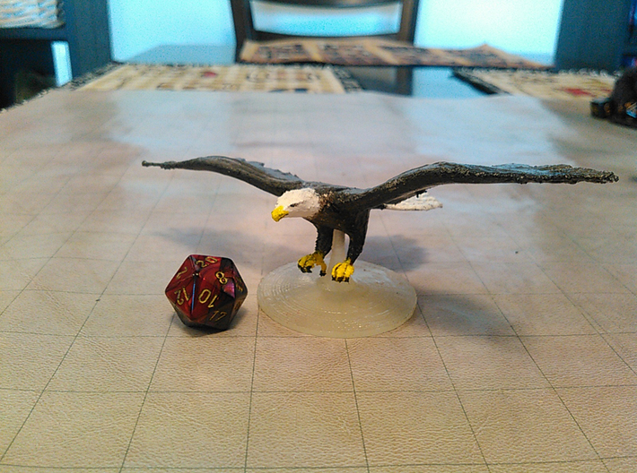 Giant Eagle 3d printed