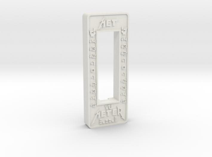 Met Style VU Barmeter Case 3d printed