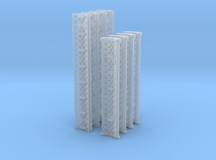 1-48 British Sand Channel Set 3d printed