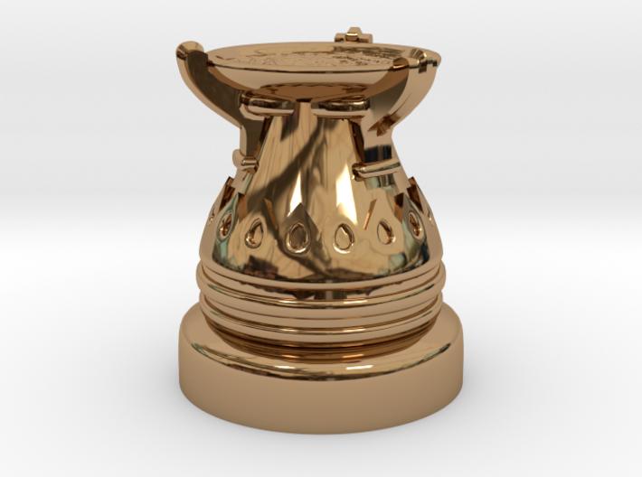 28mm Egyptian Cauldron 3d printed