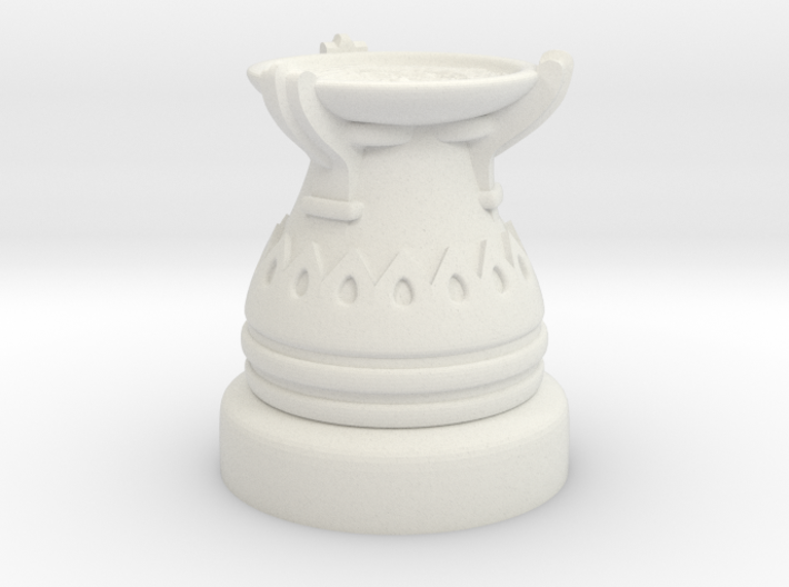 35mm Egyptian Cauldron 3d printed