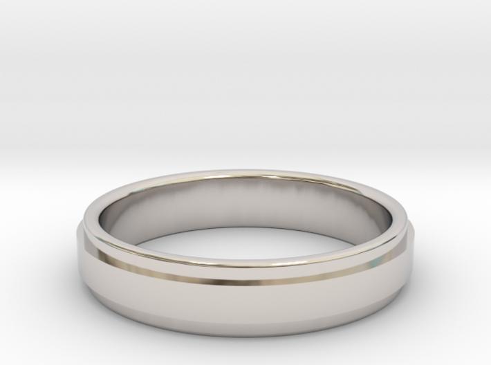 Ø0.666 inch/Ø16.92 mm Ring Model A 3d printed