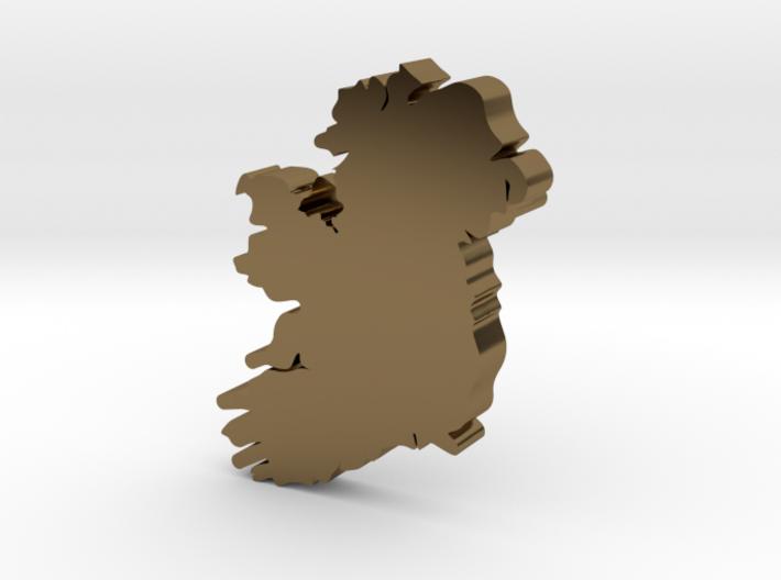 Sligo Earring 3d printed