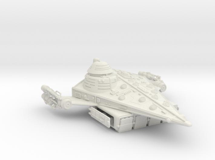 Frontier Assault Carrier 3d printed